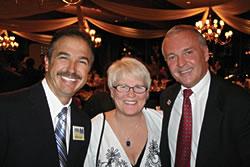 Chris Fall, Sue & Larry Mankin