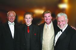 Allen Starczyk, Kyle Smith,<BR>Dr. Dell Goodrich & Dr. Alan Barbakow