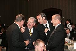 Bob Kellar, Wayne Crawford,<BR>Cameron Smyth & Kevin Malone