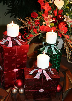 <strong>Candle Gift Boxes</strong><BR>Celebrate, 661-259-8611