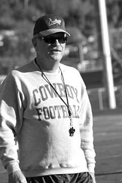 Coach Harry Welch