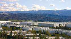 The Valencia Commerce Center is one of several areas the City of Santa Clarita would like to annex into its incorporated territory