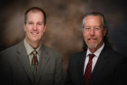 David Rickett and Jim Reape