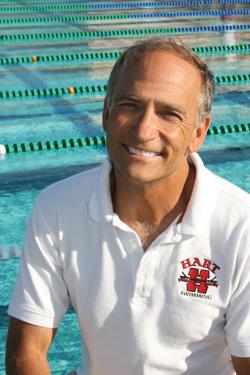 Coach Steve Neale