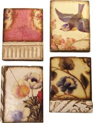 Sid Dickens Memory Blocks Spring 2010 Collection La Via Bella 222-7006