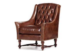 The Hancock & Moore collection is available at Douglas Furniture.