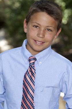 Nick Rogers attends the Santa Clarita School of Performing Arts
