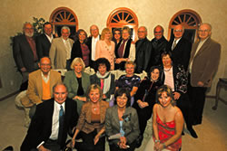 Past winners of Man & Woman of the Year will select the winners for 2006.