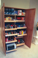 Shelves to Drawers