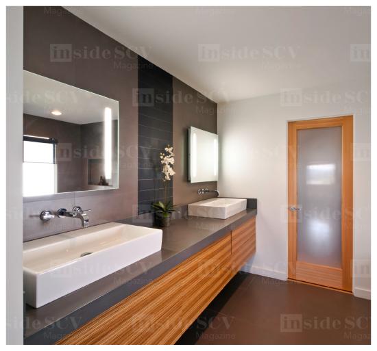 Bathroom Vanity Zebra Wood inside scv magazine