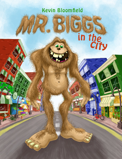 """Mr. Biggs in the City"" by Kevin Bloomfield"