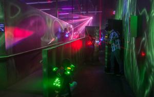 Valencia Laser Blast