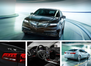 2016 Acura TLX available at Valencia Acura