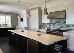 Designed by Woodward Kitchen & Bath 251-3865