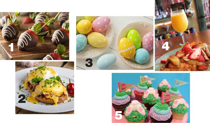 1,2 & 3 courtesy of Shutterstock