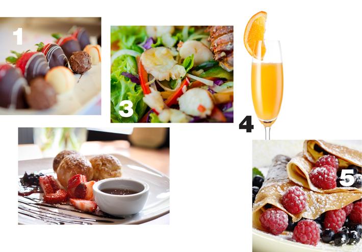 3,4,5 courtesy of Shutterstock