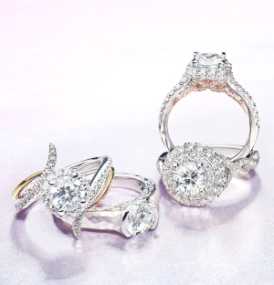 Gabriel Diamonds available at Classic Designs